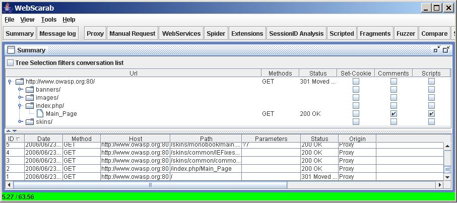 CTF实战5 Web漏洞辅助测试工具