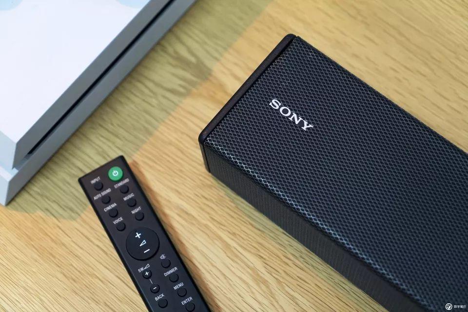 5.1 的索尼 HT-S500RF,可能是小户型的最佳选择