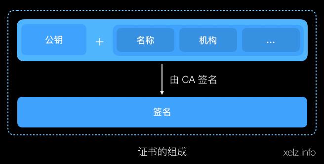 证书的结构